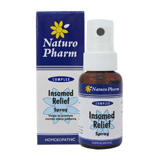Insomed Relief Spray Naturo Pharm 150 Dose