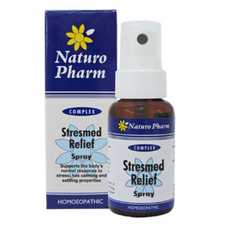 Stressmed Relief Spray Naturo Pharm 150 Dose