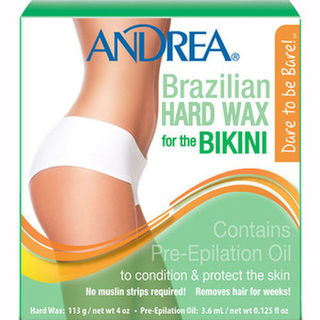 Andrea Brazilian Hard Wax 113g