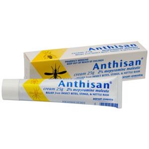 Anthisan Cream 25g [PM]