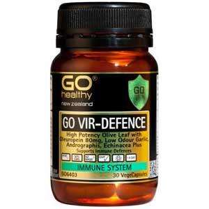 GO Vir-Defence 30 Capsules
