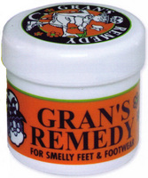 Grans Remedy Foot Powder Scented 50g