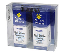 Quit Smoke Pack Naturo Pharm