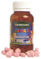 Thompson s Junior Immunofort Tablets 45