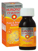 Nurofen For Children Liquid Orange 200ml [PM]