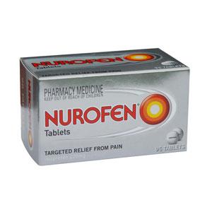 Nurofen Tablets 96 [PM]