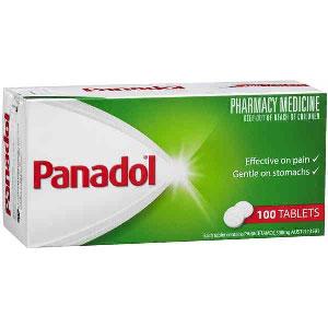 Panadol Tablets 100 [PM]