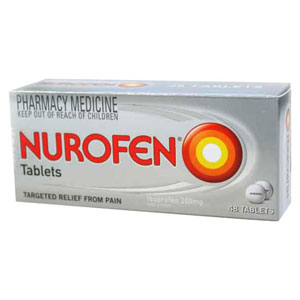 Nurofen Tablets 48 [PM]