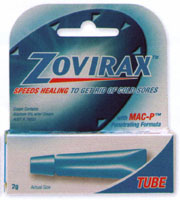 Zovirax Cream 2g Tube