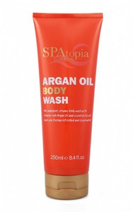 SPAtopia Argan Oil Body Wash 250ml