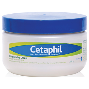Cetaphil Moisturising Cream 250g Pot