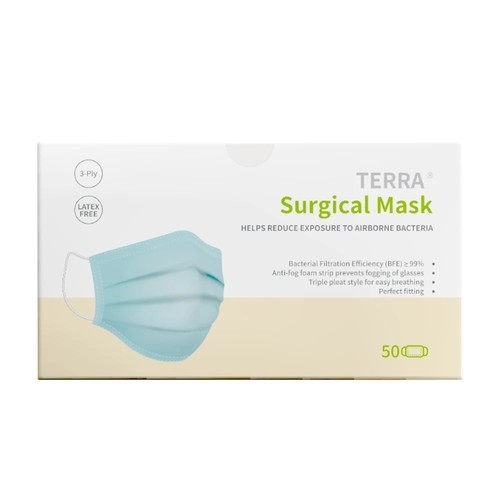 Terra Surgical Mask