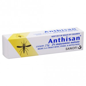 Anthisan Cream 25g [PM]